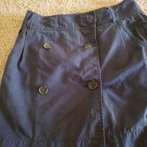 Armani exchange mini skirt